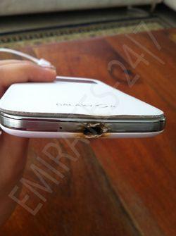 Samsung Galaxy S4 feu 2