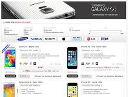 Samsung Galaxy S5 précommande