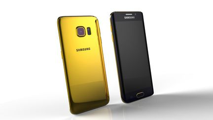 Samsung Galaxy S6 Edge gold (1)
