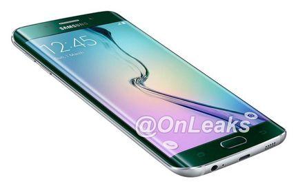 Samsung Galaxy S6 Edge Plus rendu