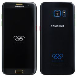 Samsung Galaxy S7 Edge Jeux Olympiques