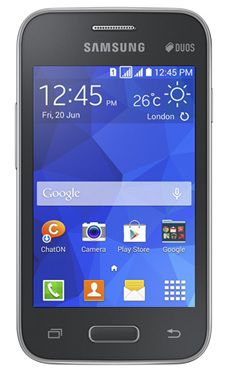Samsung Galaxy Star 2 avant