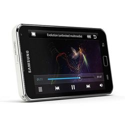 Samsung Galaxy S Wi-Fi 2