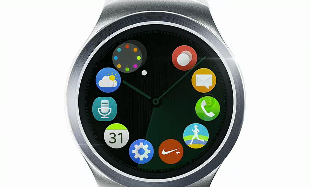 samsung gear s2 avec une nanosim pour rendre la montre autonome. Black Bedroom Furniture Sets. Home Design Ideas