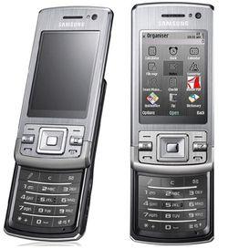 Samsung L870 Symbian