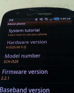 Samsung LTE