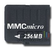 Samsung mmcmicro