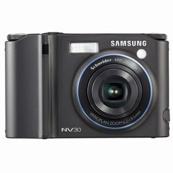 Samsung NV30 noir avant