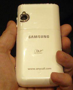 Samsung picoprojecteur 02
