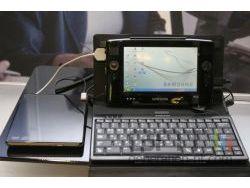 Samsung Q1 + clavier