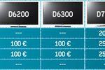 Samsung remboursement TV LED