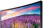 Samsung présente un nouveau moniteur à dalle incurvée