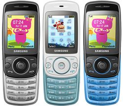 Samsung S3030 Tobi 1