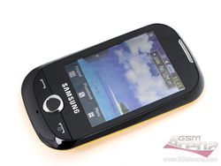 Samsung S3650 Corby 1