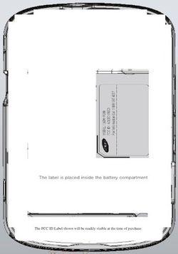Samsung SCH R900 FCC