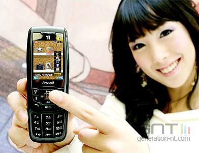 Samsung sch v960