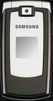 Samsung SGH P180 ferm