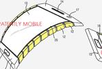 Samsung smartphone incurve