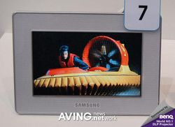 Samsung spf 72v vue 3