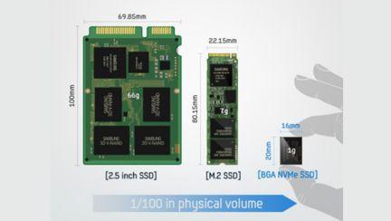 Samsung SSD 2