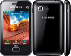 Samsung Star 3 noir