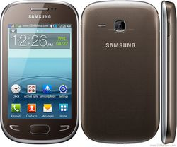 Samsung Star Deluxe Duos 1