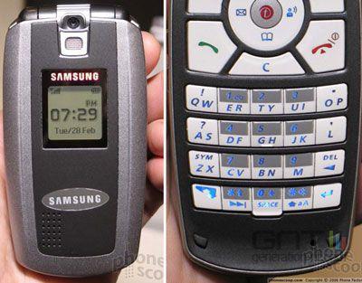 Samsung t719