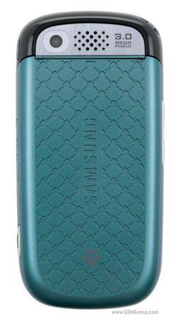 Samsung T749 Highlight Ice arrière
