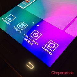 Samsung TouchWiz Theme 3