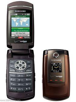 Samsung U810 Renown