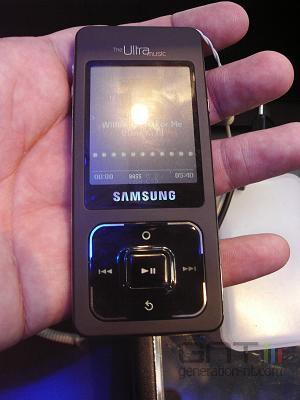 Samsung ultra music