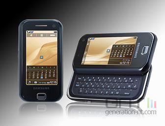 Samsung ultra smart f700