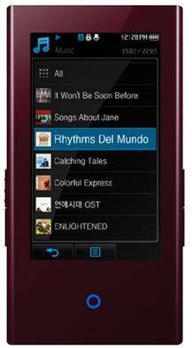 Samsung yp p2