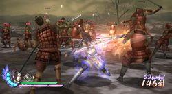 Samurai Warriors 3 - 1