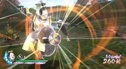 Samurai Warriors 3 - 2