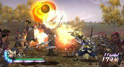 Samurai Warriors 3 - 4