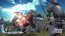 Samurai Warriors 3 - 7
