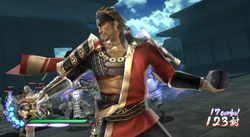 Samurai Warriors 3 - 8