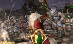 Samurai Warriors Chronicles 3DS - 5