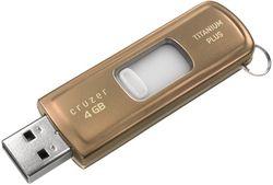 SanDisk Cruzer Titanium Plus 1
