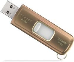 SanDisk Cruzer Titanium Plus 2