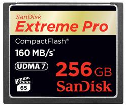 SanDisk Extreme Pro CompactFlash