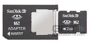 Sandisk memory stick micro