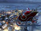 Santa Claus : le Père Noël comme écran de veille