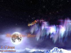 Santas Flight 3D