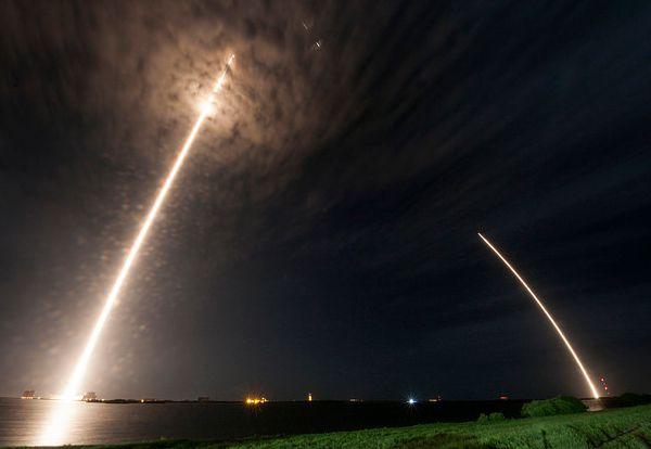 SapceX-18-juillet-2016-Dragon-vers-ISS-et-retour-Falcon-9