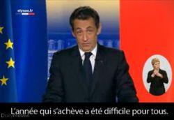 Sarkozy-voeux