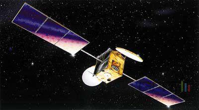 Satellite inmarsat