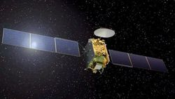 Satellite-Quantum