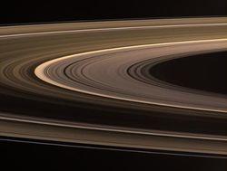 Saturne-anneaux